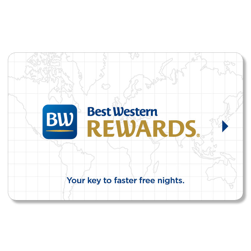 Key Card Best Western Rewards
