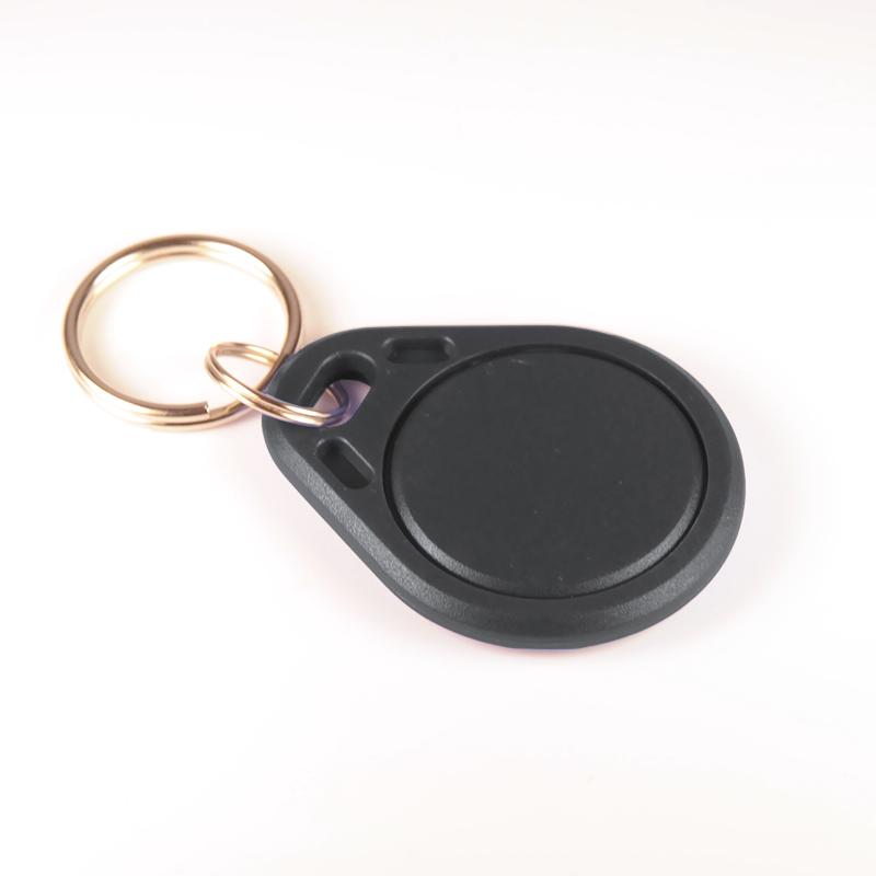 Black RFID Key Fob