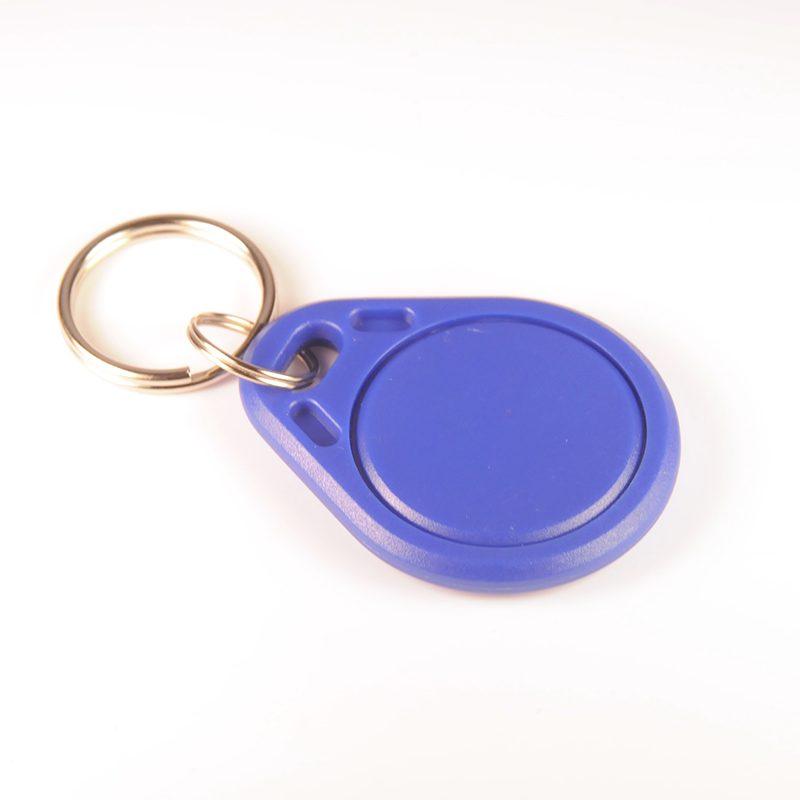 Blue RFID Key Fob