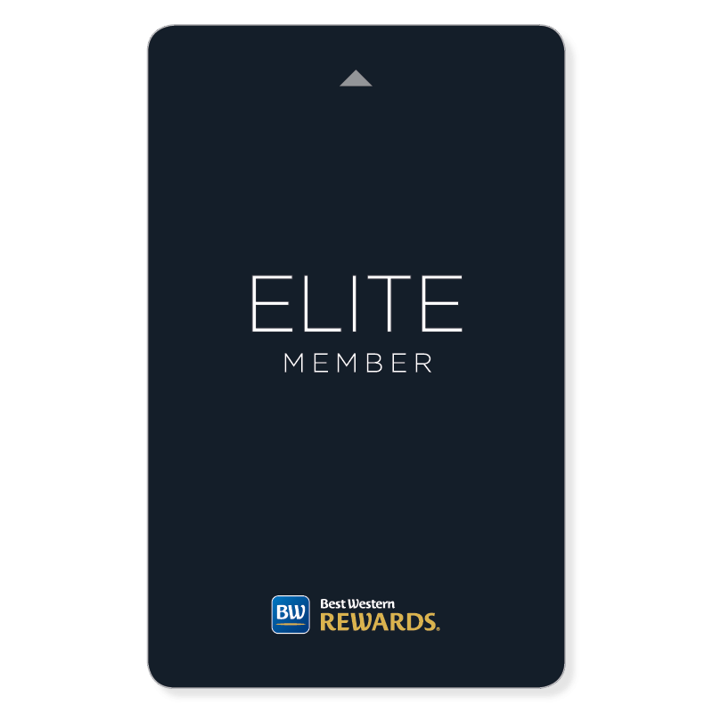 Key Card Best Western Elite