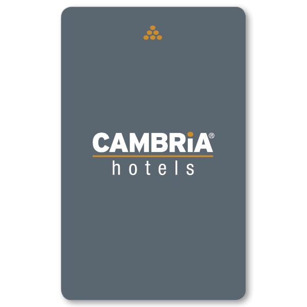 Key Card Cambria