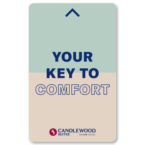 Key Card Candlewood Suites