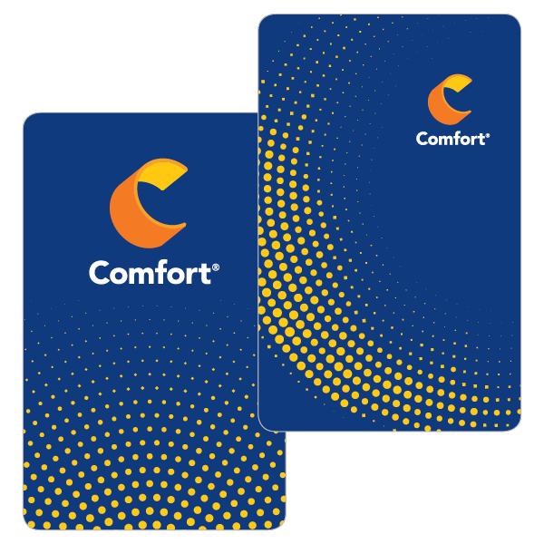 Comfort Key Card