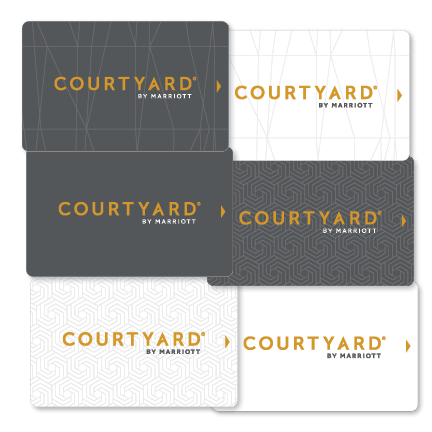 Key Card Courtyard