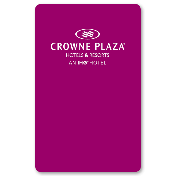 Key Card Crowne Plaza 2