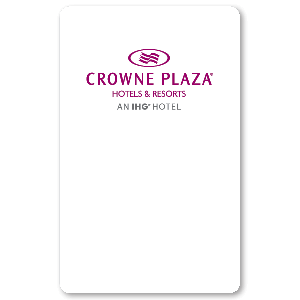 Key Card Crowne Plaza