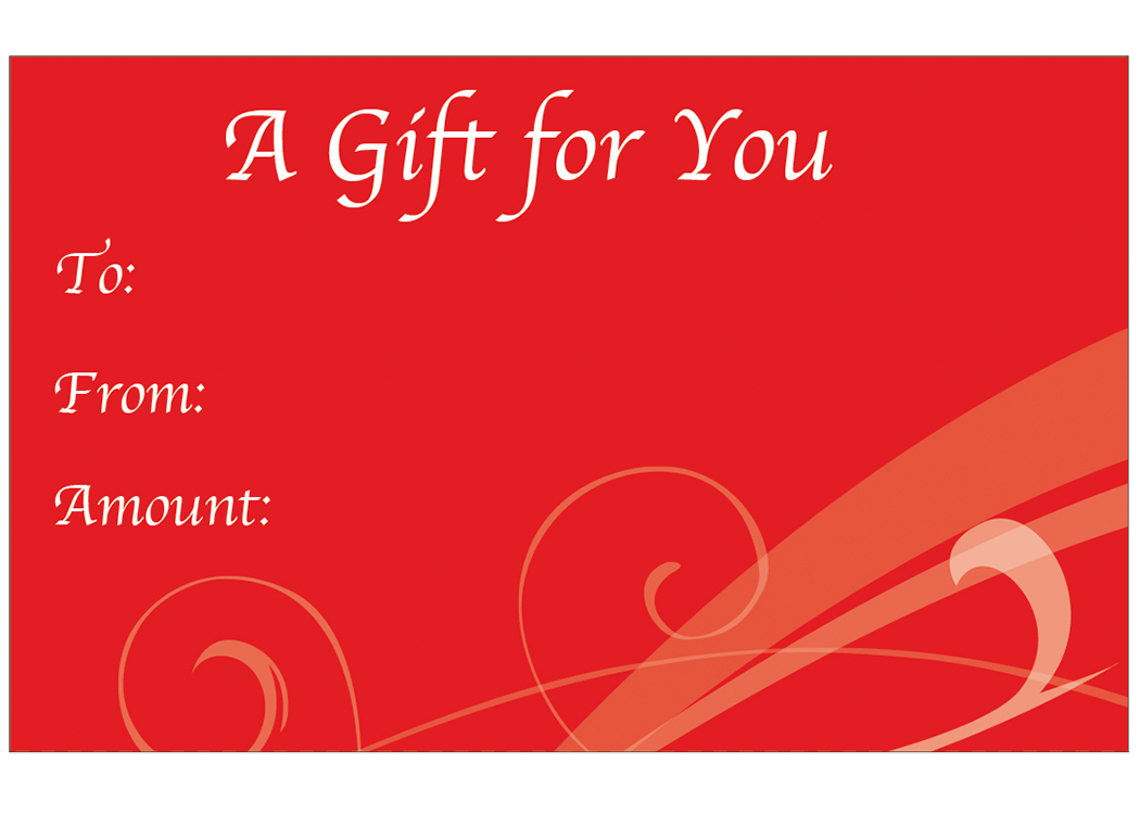 Red Mini Envelope