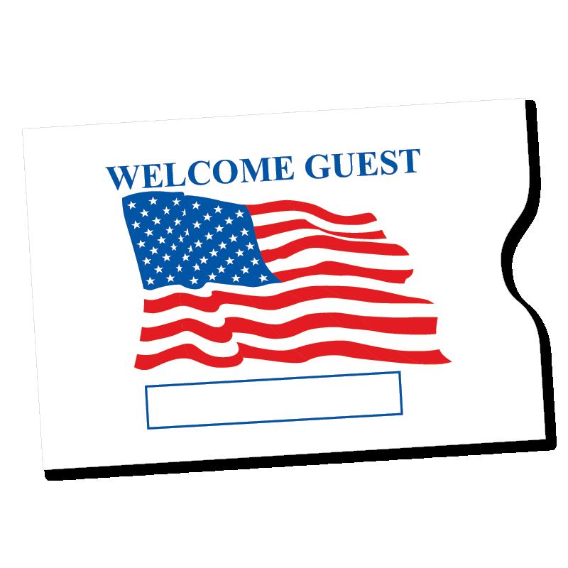 Flag Envelope