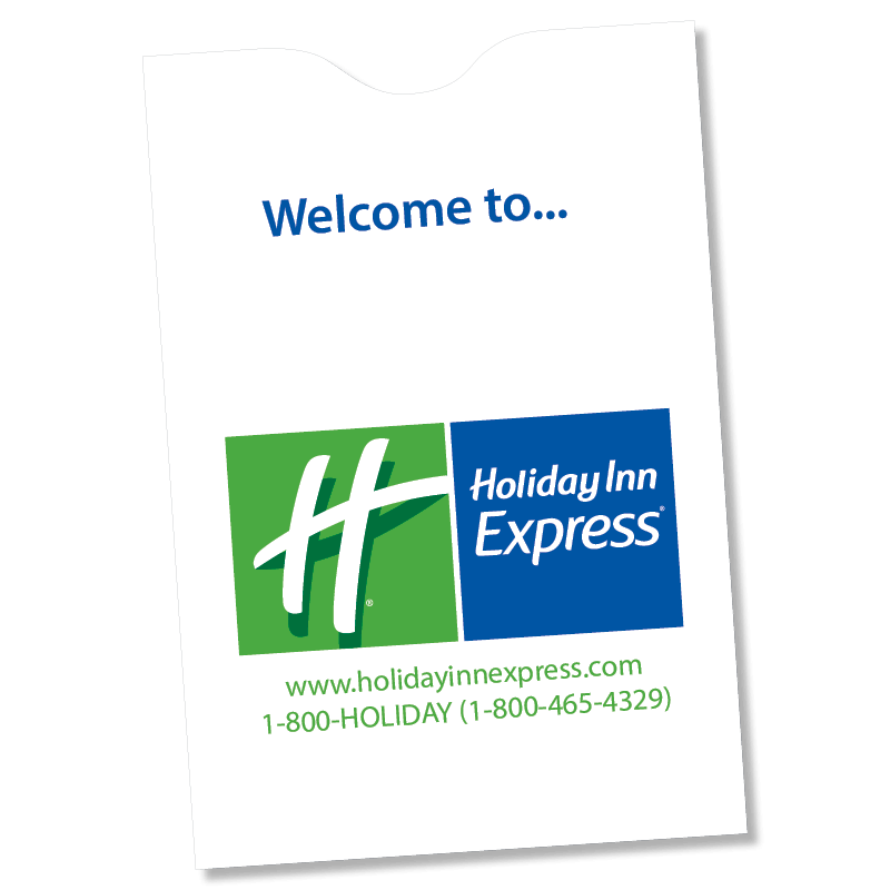 Sleeve Holiday Inn Express