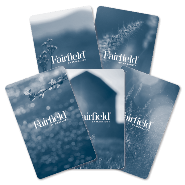 Key Card Fairfield