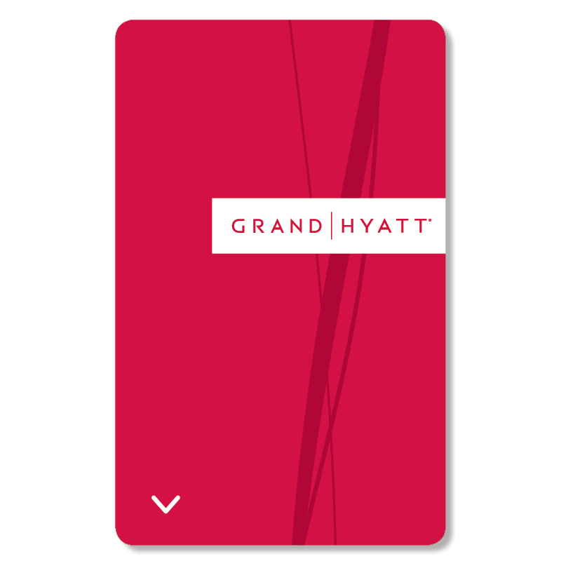 Key Card Grand Hyatt