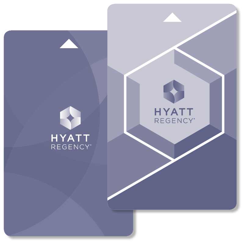 Key Card Hyatt Regency 2