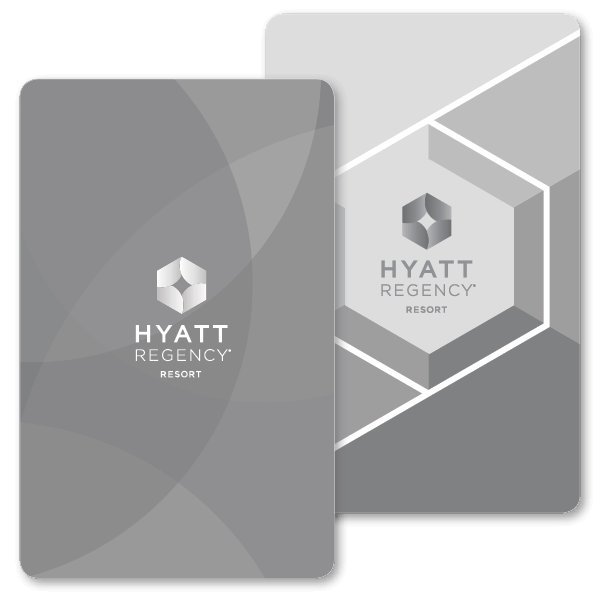 Key Card Hyatt Regency