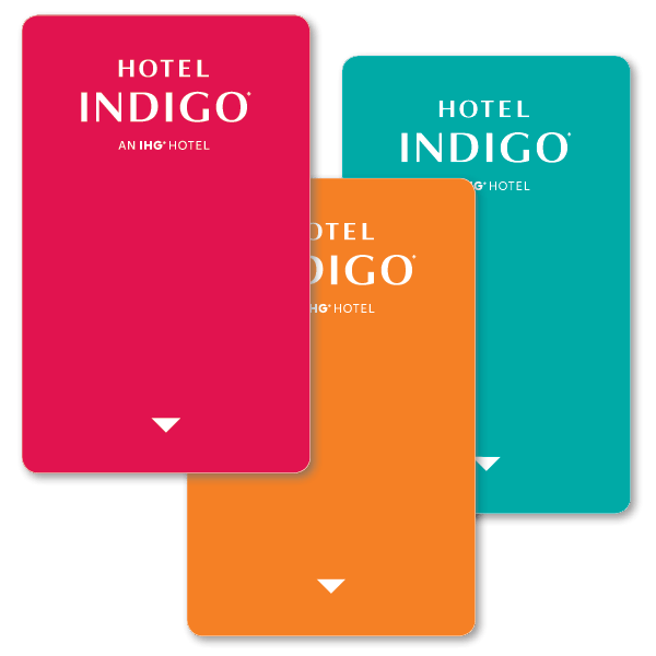 Key Card Hotel Indigo