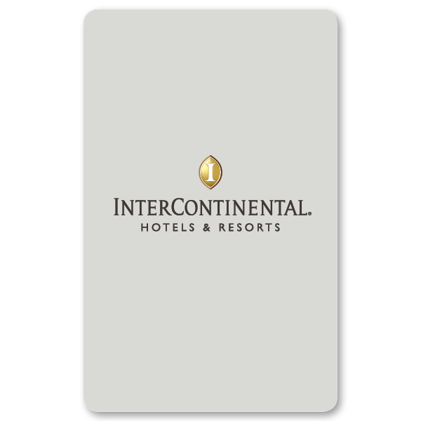 Key Card Intercontinental Hotel 2