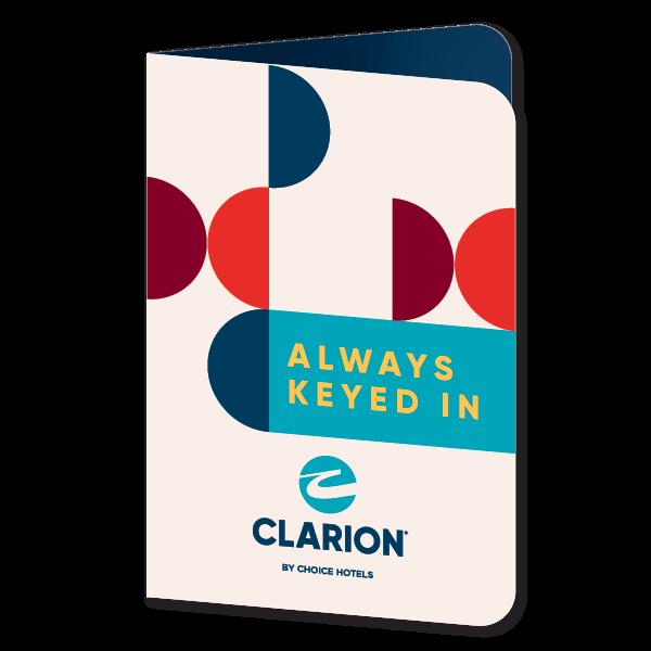 Clarion Presentation Folder