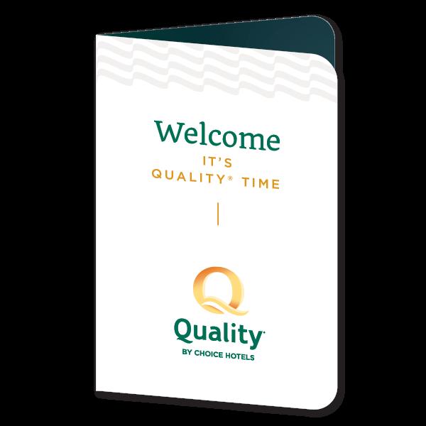 Quality Presentation Folder