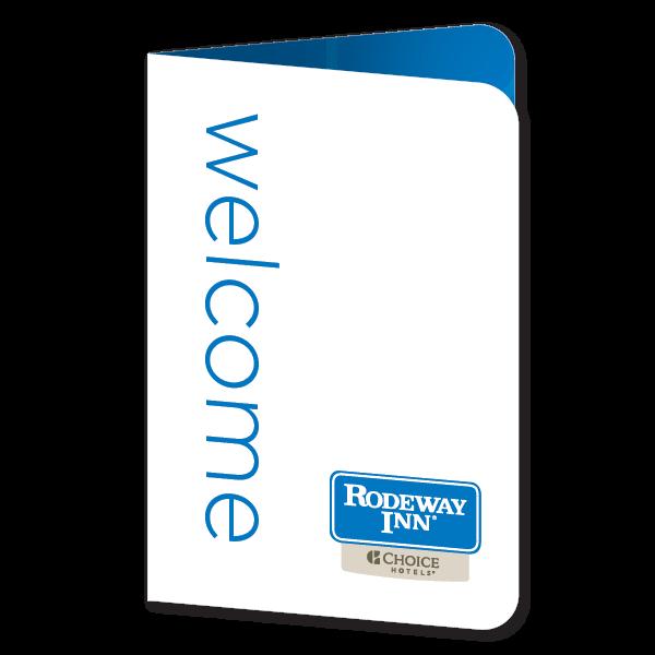 Rodeway Inn Presentation Folder