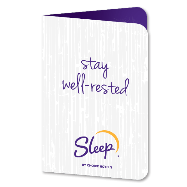 Presentation Folder Sleep Inn