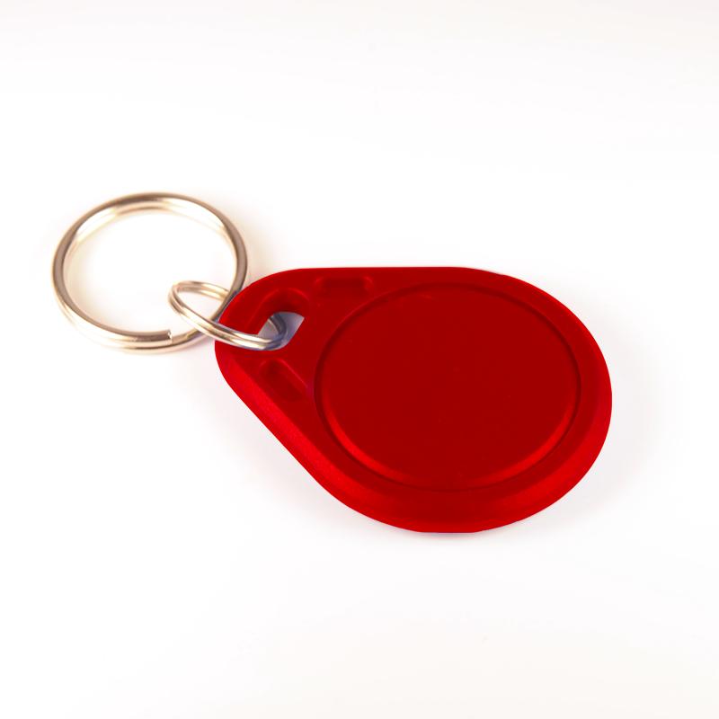 Red RFID Key Fob
