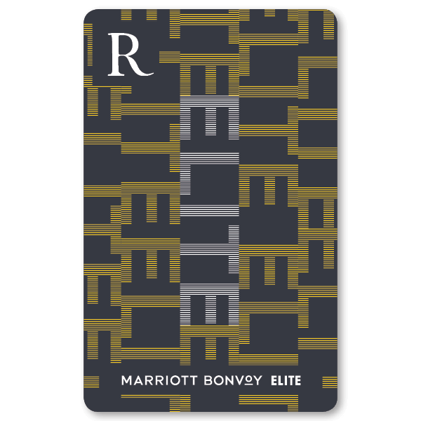 Marriot Bonvoy Elite