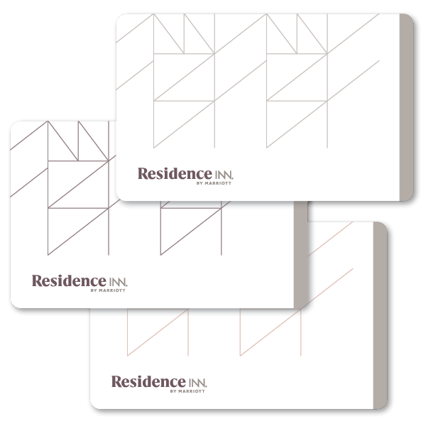 Key Card Residence Inn