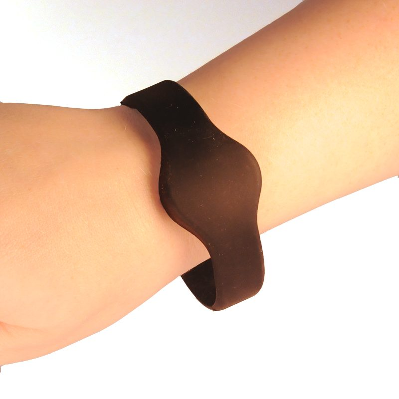 Black RFID Wristband