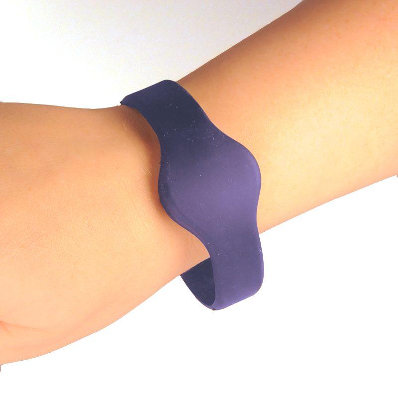 Blue RFID Wristband