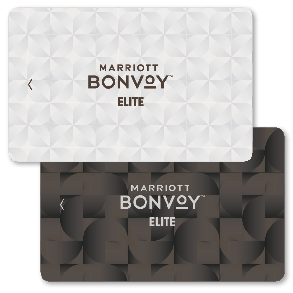 Key Card Marriot Bonvoy Elite