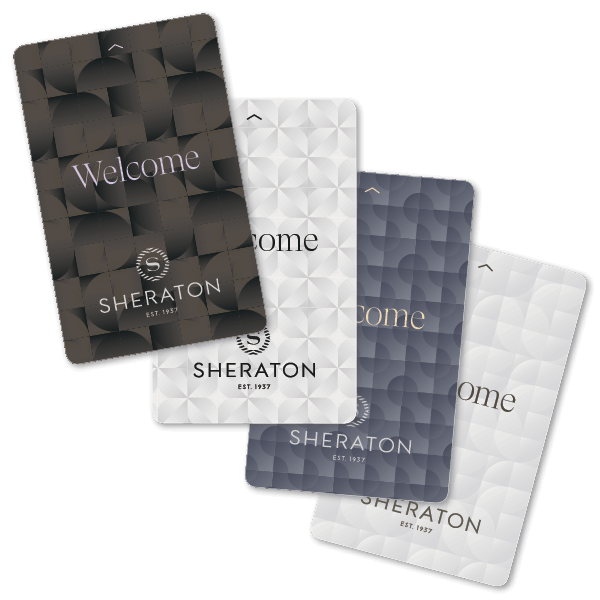Key Card Sheraton