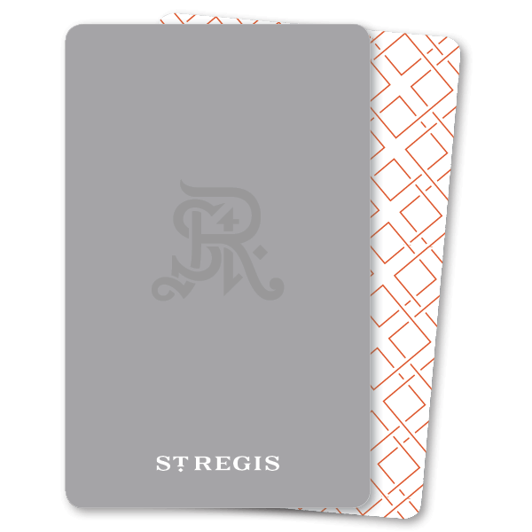 Key Card St. Regis 2