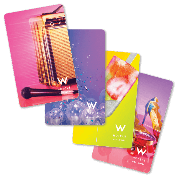 Key Card Westin Worldwide