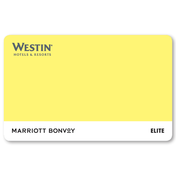 Westin Elite Key Card