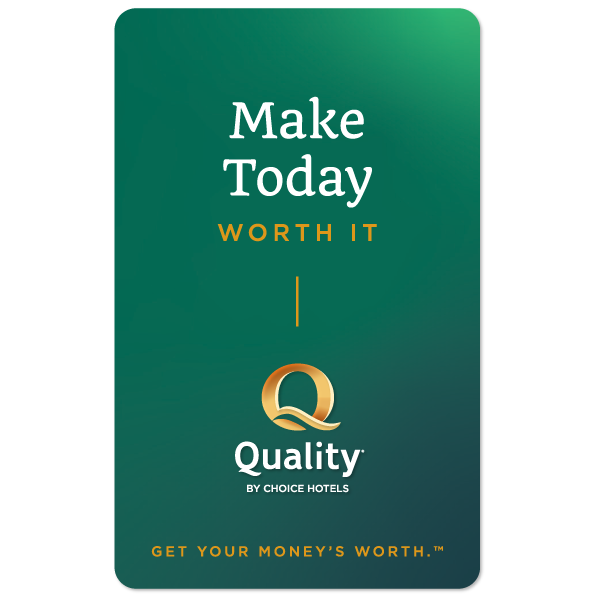 Quality Key Card