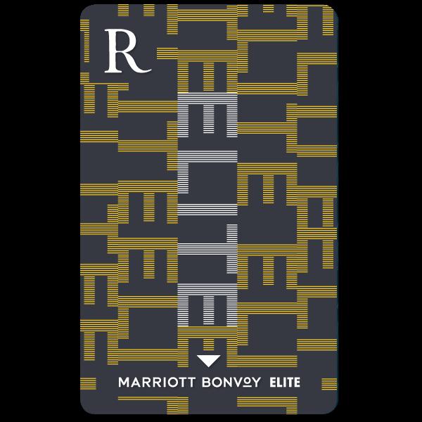 Renaissance Elite Member Key Card