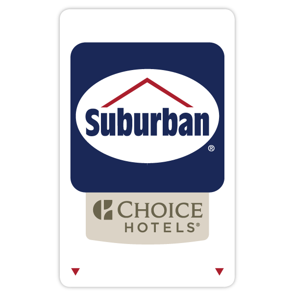 Suburban Key Card
